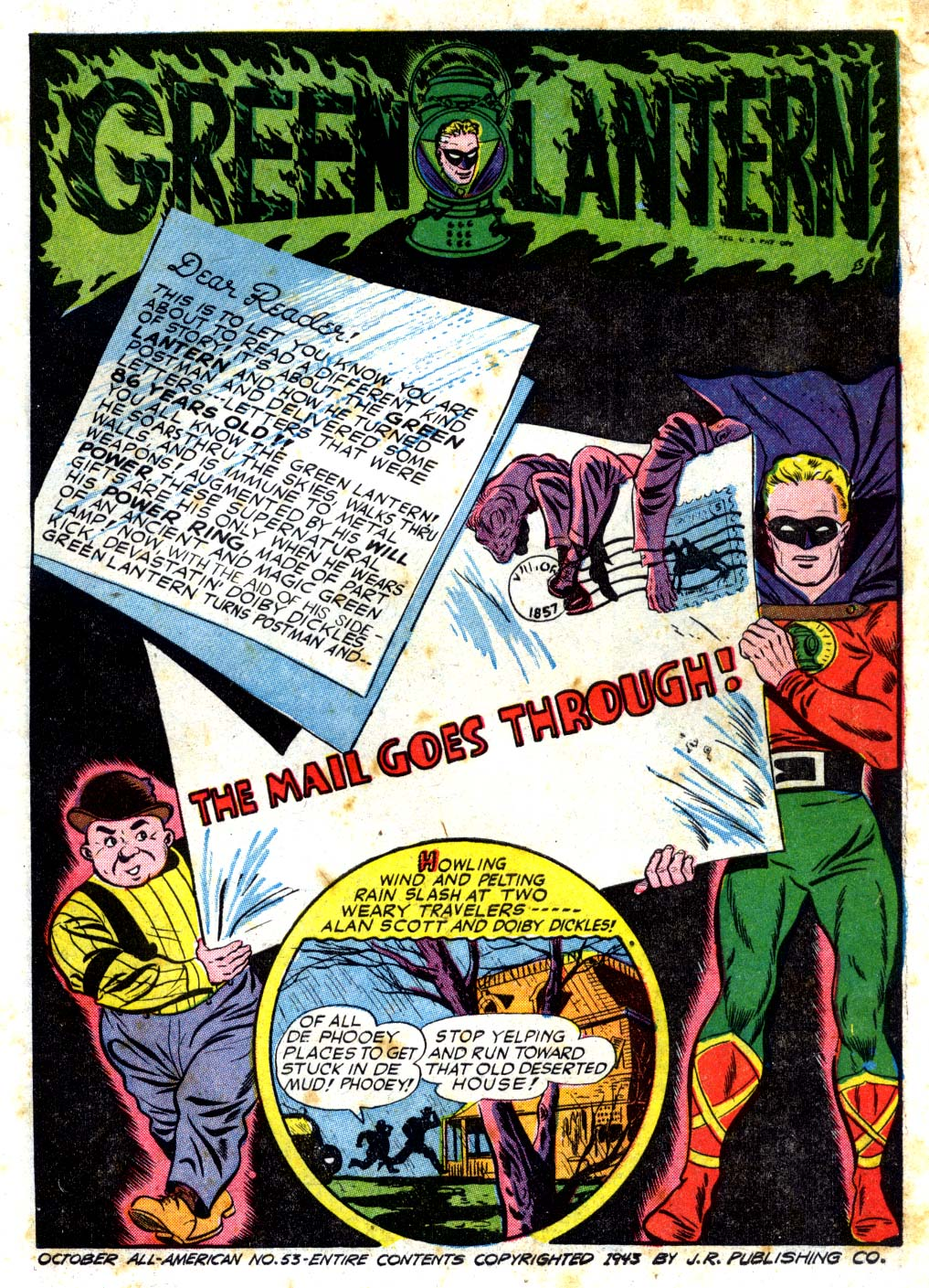 Read online All-American Comics (1939) comic -  Issue #53 - 3