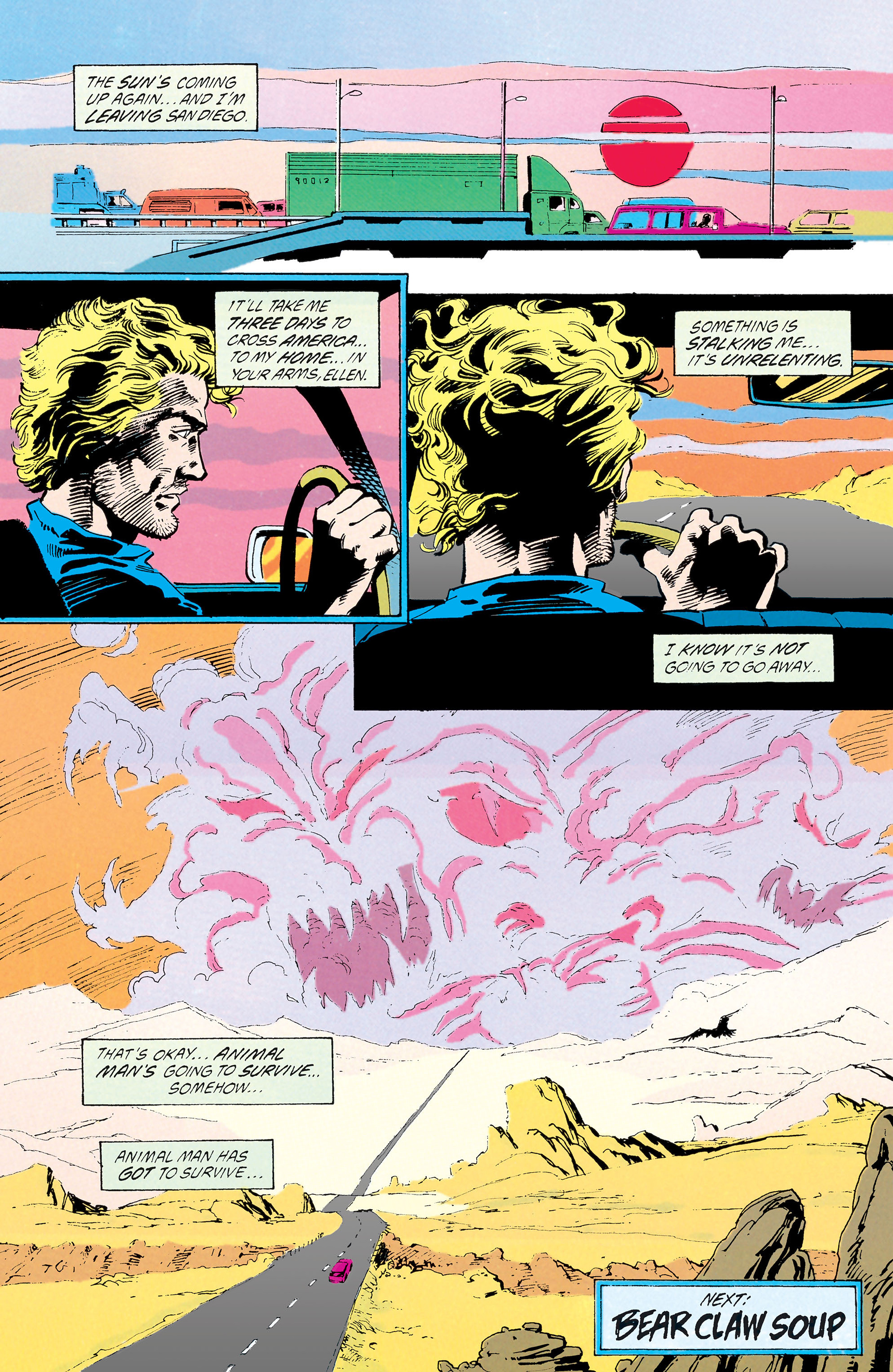 Read online Animal Man (1988) comic -  Issue #39 - 25