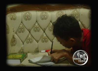 PR biantara bahasa sunda Gugum, SMPN 1 Pagaden Barat, Subang