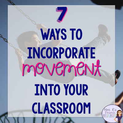 Why movement is important in learning and how to incorporate it into your lessons