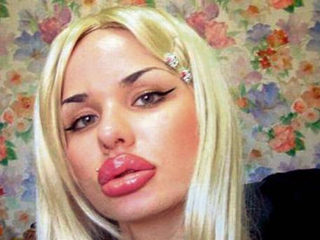 Die Dicksten Lippen Der Welt