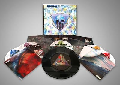 Cleopatra Records' Psych Box