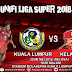 Live Streaming Kuala Lumpur Vs Kelantan 22 Mei 2018