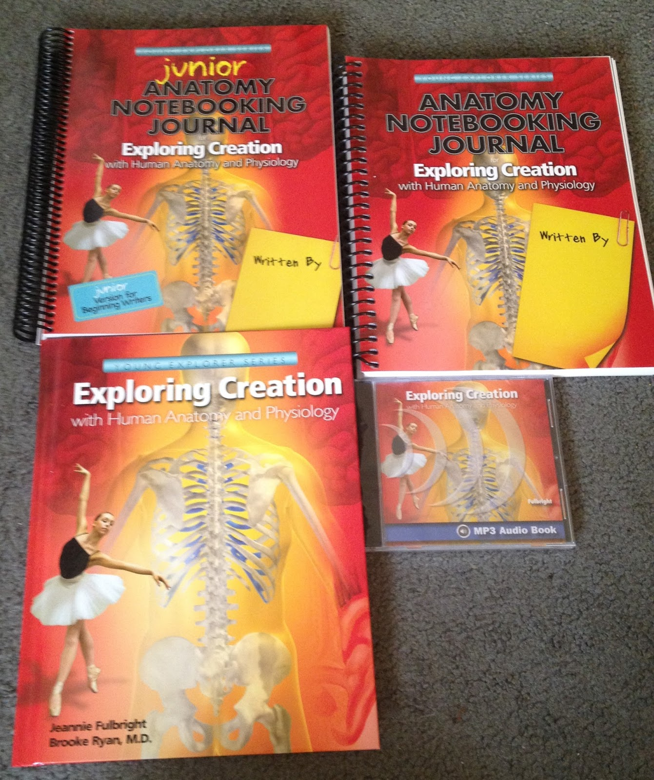 Puddle Jumping: Homeschool Review Crew - Apologia Exploring Creation ...
