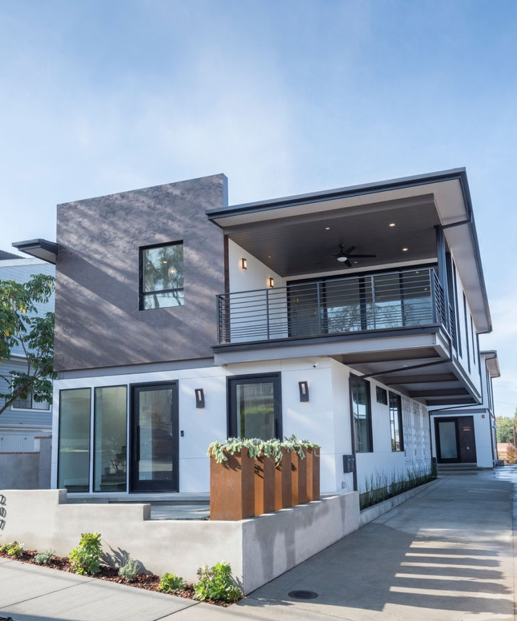 Shipping Container Homes & Buildings: Shipping Container Duplex