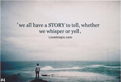 We all have a story