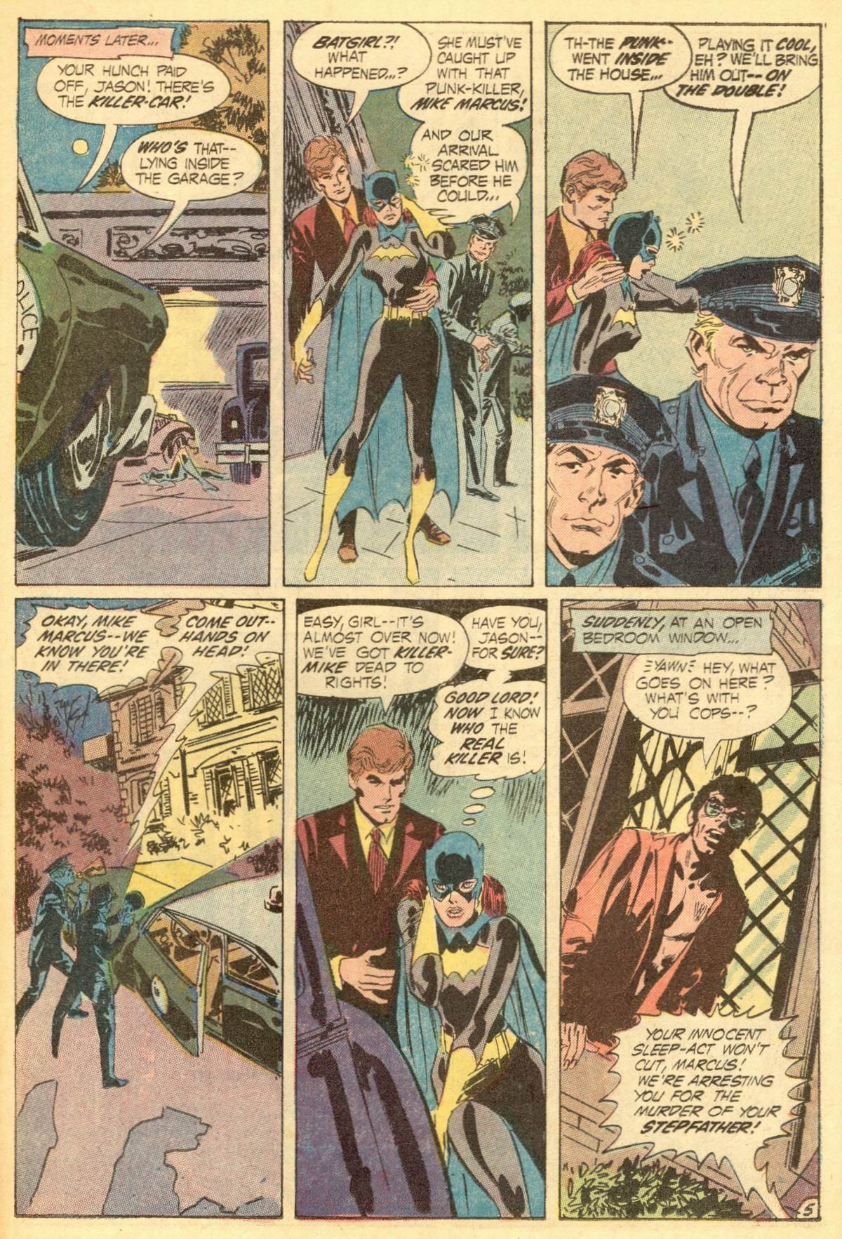 Detective Comics (1937) 419 Page 28