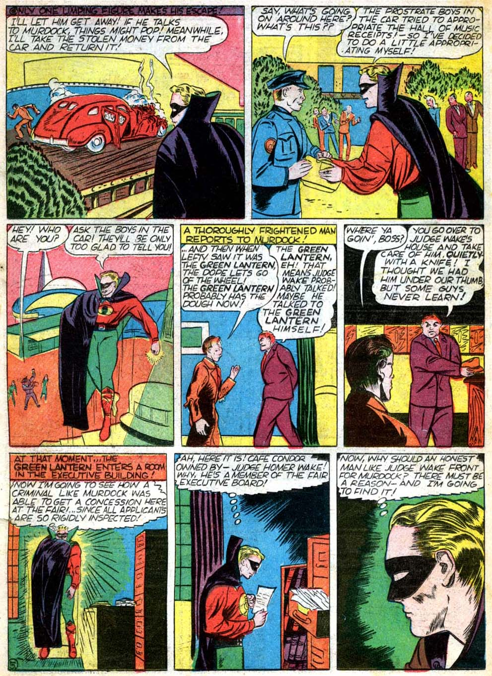 Read online All-American Comics (1939) comic -  Issue #18 - 7