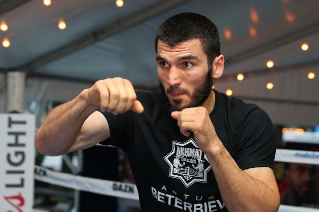 Artur Beterbiev - IBF light heavyweight world champion