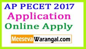AP PECET Notification 2017 Online Apply
