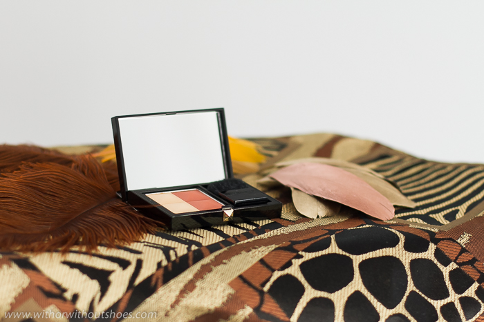 Prisme Blush colorete en polvo African Earth de Givenchy