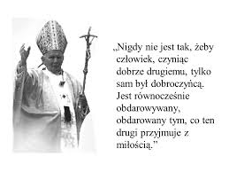Matumaini Jan Paweł Ii Papież Miłości I Miłosierdzia