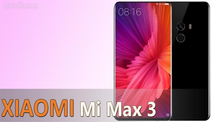 Xiaomi Mi Max 3 Harga dan Spesifikasi Lengkap