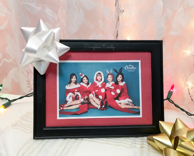 DIY Kpop Picture Frame