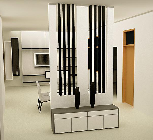 50 Desain Sekat Ruangan Minimalis Sekat Ruang Tamu Lemari Sekat