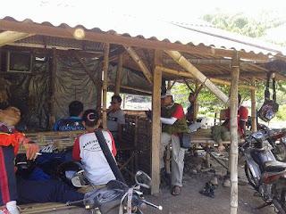 Teknik mancing gabus di Raci Pasuruan