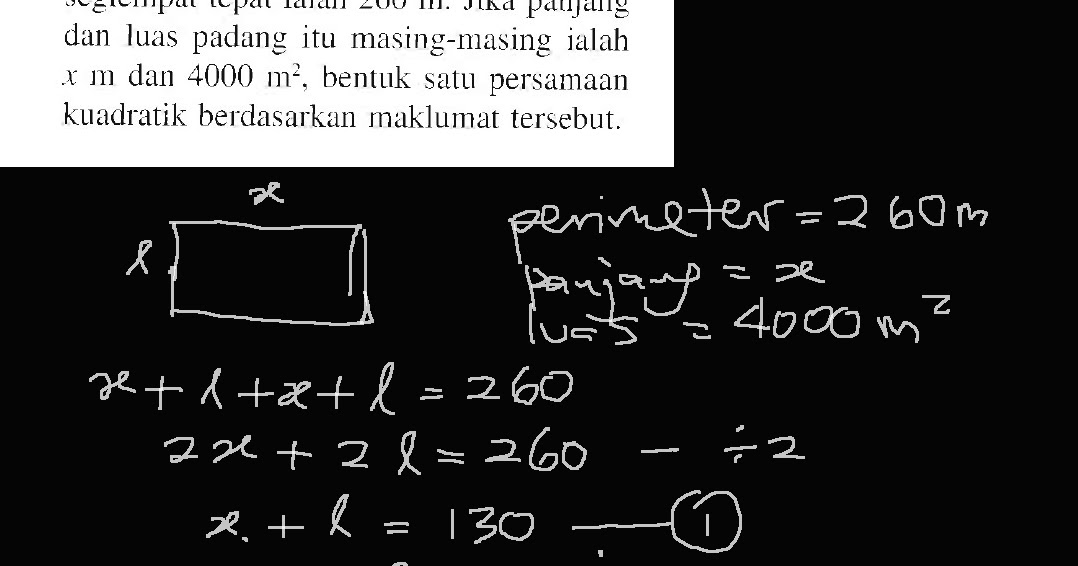 Jawapan Lengkap Buku Teks Matematik Tingkatan 4 - F44mo4ow