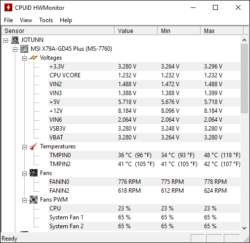 How to Monitor Your Computer's CPU Temperature on Windows - TECHSUPPORT