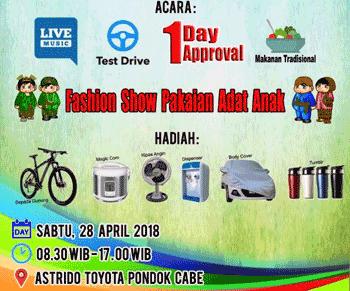 Promo Kredit Toyota Yaris Murah Showroom Event 2018