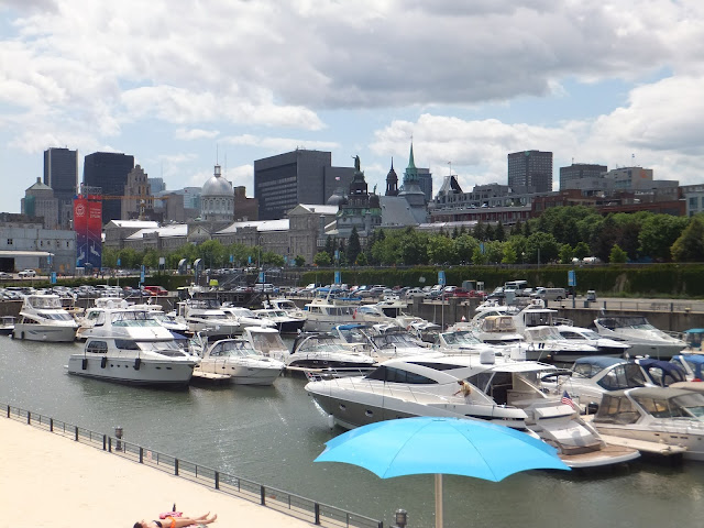 Tour et Plage de la Horloge, Montréal, Canada, Voyages, Travel, Landscapes, TravelBlogger