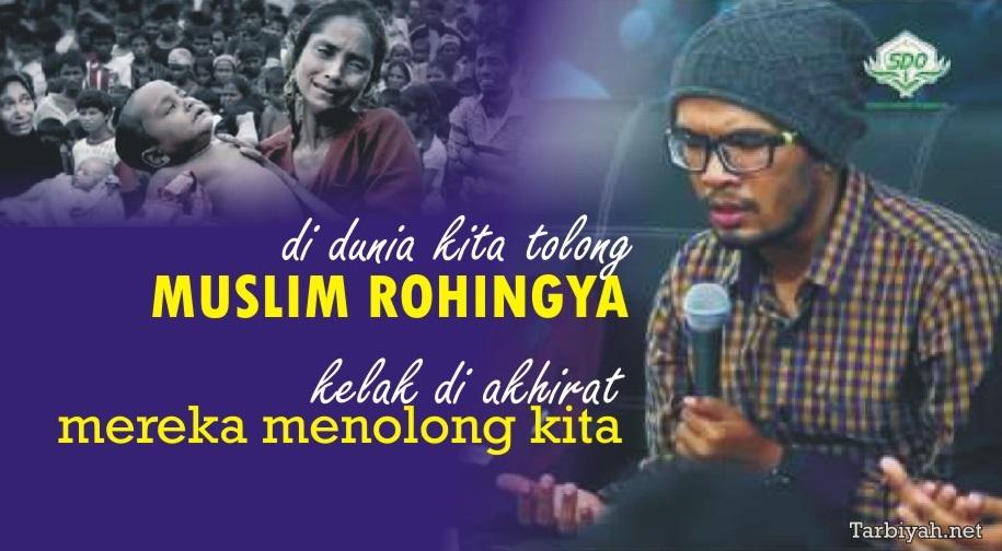 Hanan Attaki Muslim Rohingya