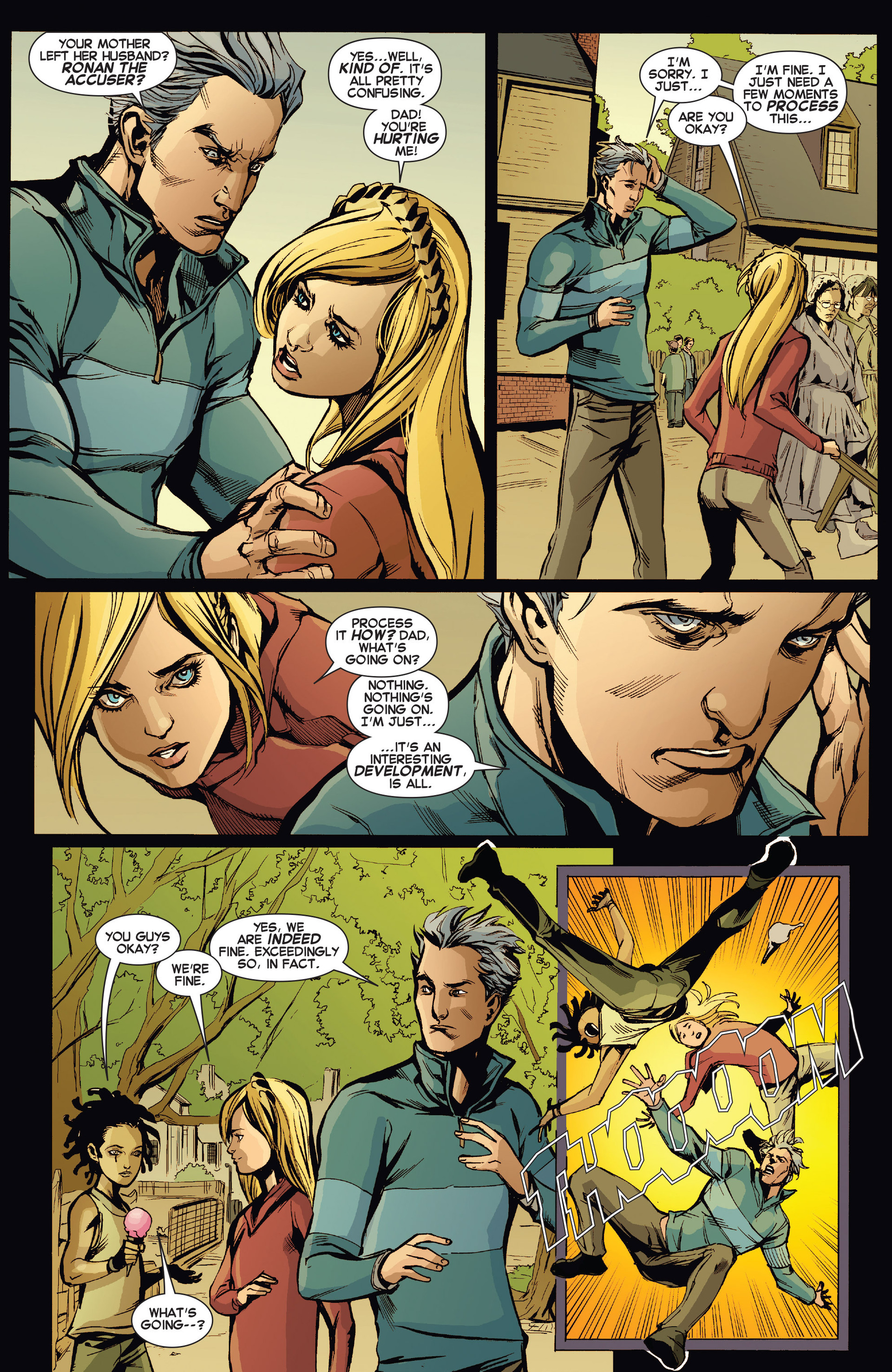 Read online All-New X-Factor comic -  Issue #13 - 11