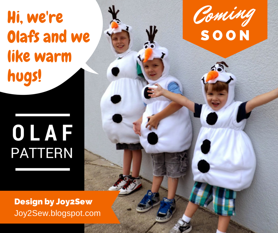 Olaf Preview…