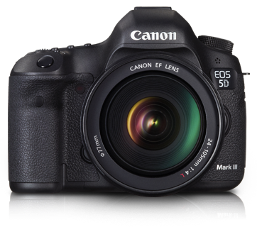 EOS 5D Mark III Kit (EF 24-105 F4L IS USM)