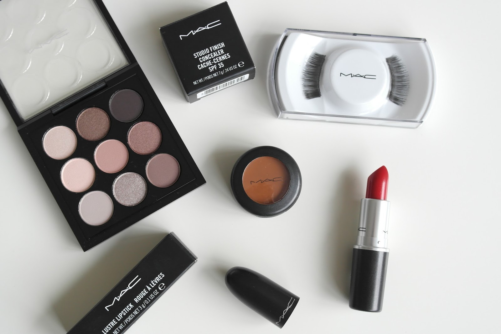 MAC make over, brighton, beauty blogger