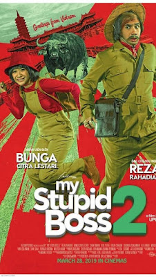 Sinopsis My Stupid Boss 2 (2019)