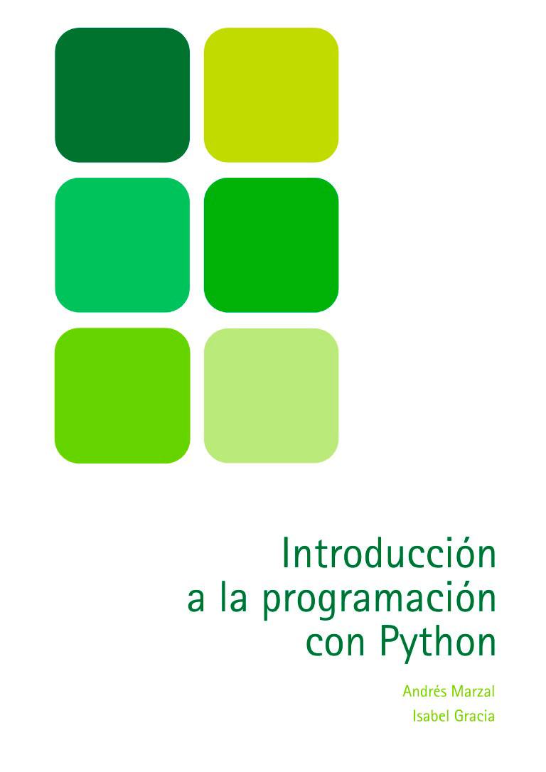 Introducción a la Programación con Python – Andrés Marzal