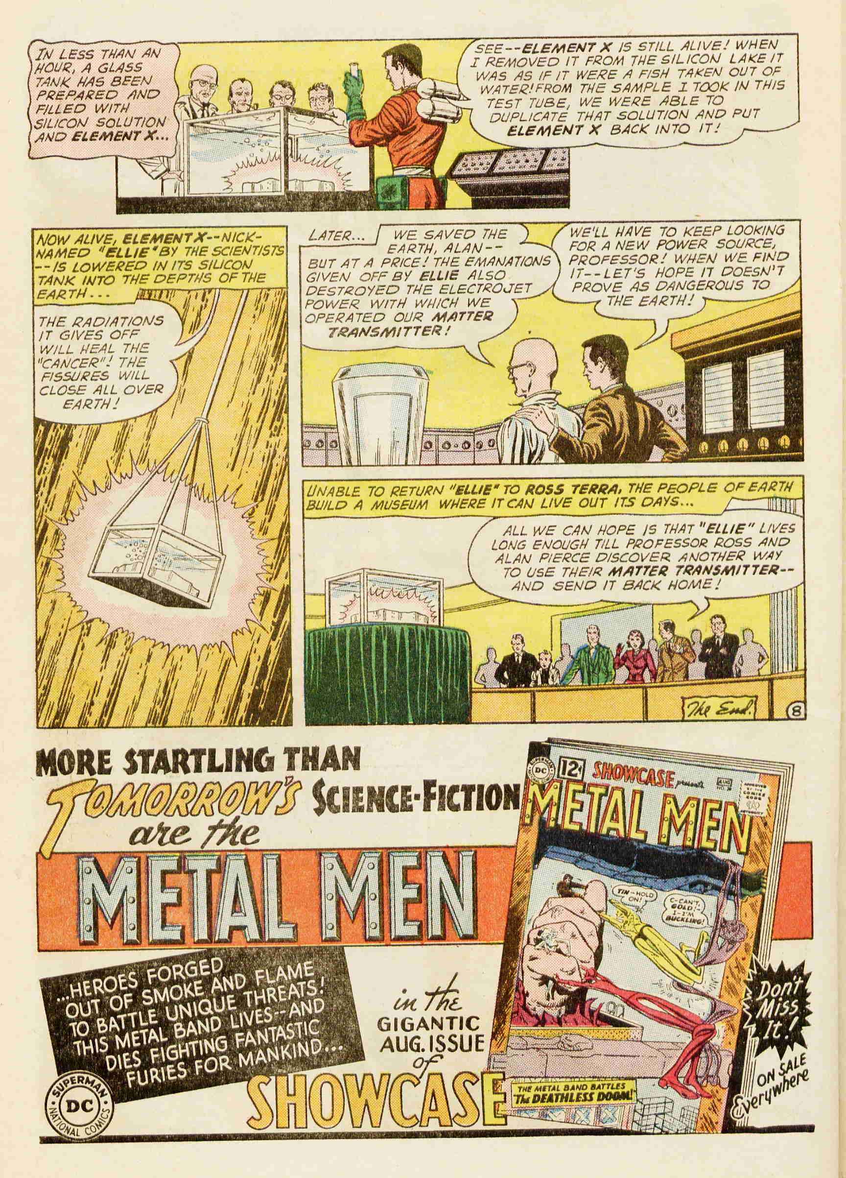 Strange Adventures (1950) issue 142 - Page 22