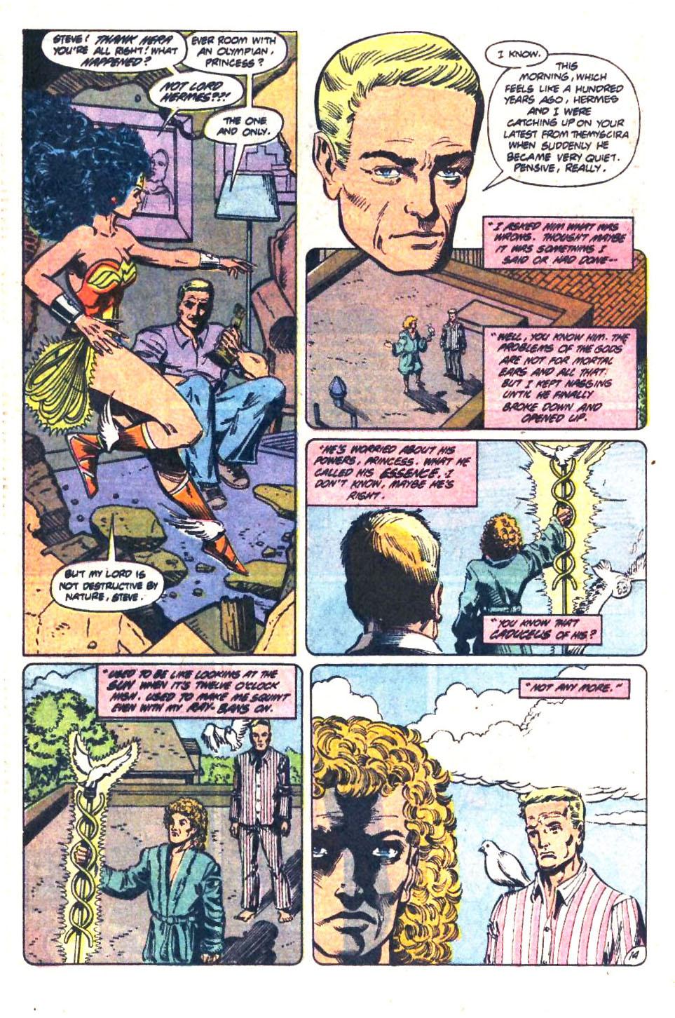 Read online Wonder Woman (1987) comic -  Issue #36 - 15