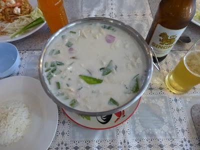 Sopa Tom Kha Gai, gastronomía thai, Tailandia, La vuelta al mundo de Asun y Ricardo, vuelta al mundo, round the world, mundoporlibre.com