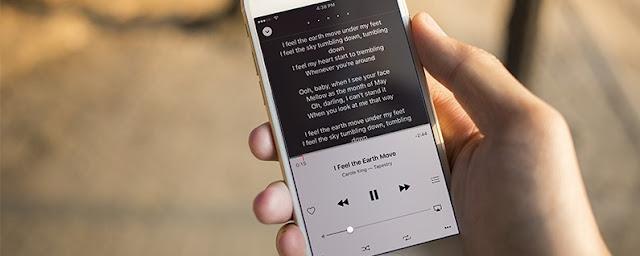 iphone-sarki-sözlerini-görme