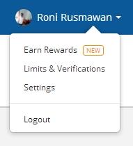 cara verifikasi dan dapat bitcoin gratis di coins.id