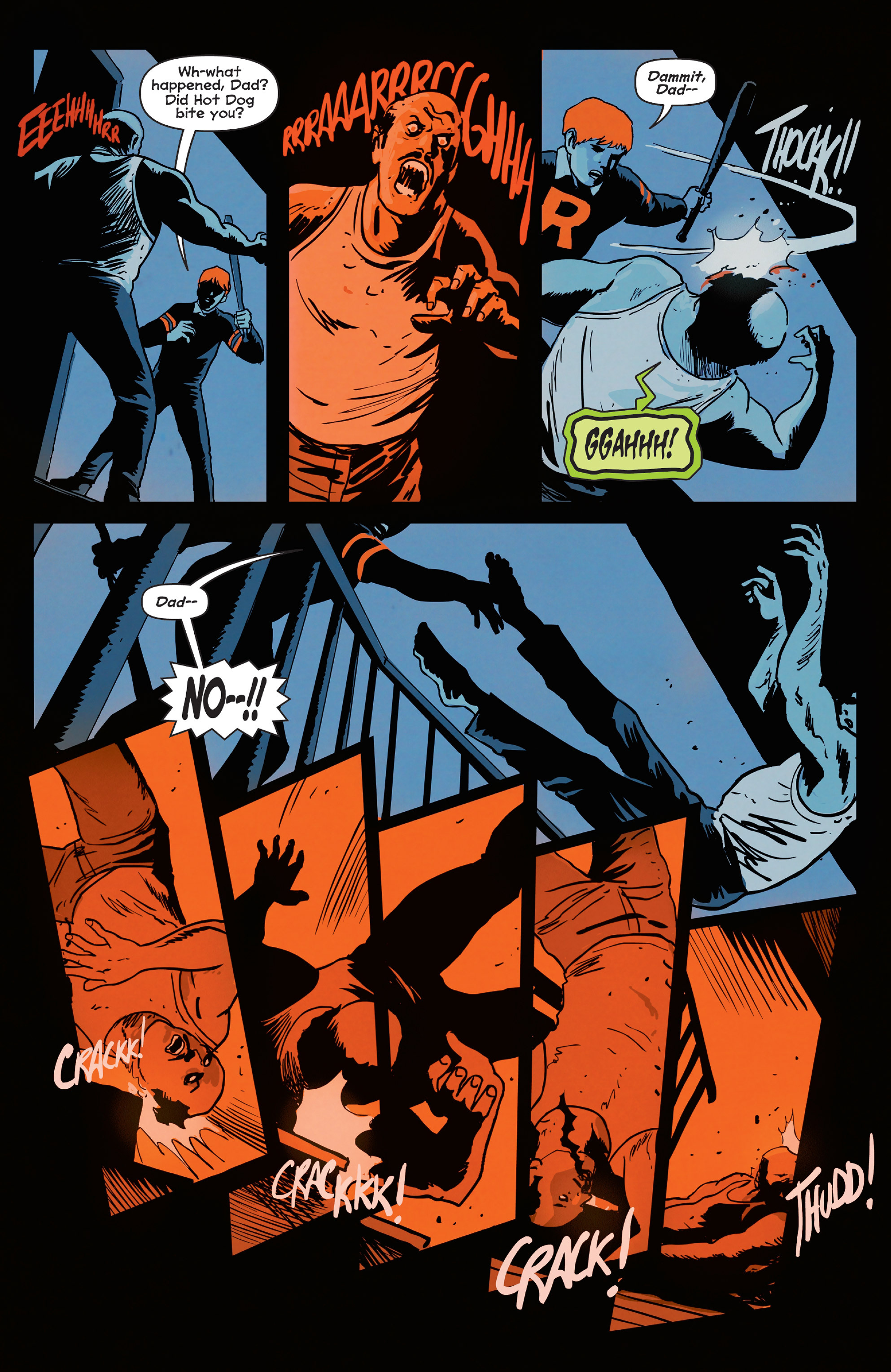 Read online Afterlife with Archie comic -  Issue #4 - 17