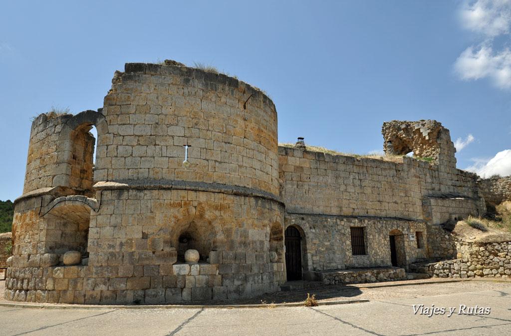 Castillo de la Mota, Astudillo