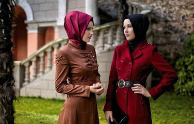 Tips Memilih Fashion Hijab Muslimah Berdasarkan Bentuk Tubuh