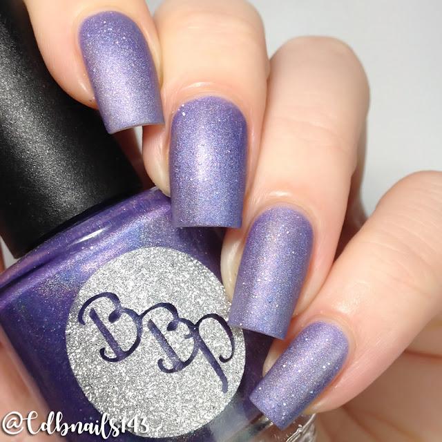 Bad Bitch Polish- Louie-Alexander the Grape