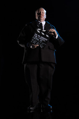 Alfred Hitchcock 1/6 Scale Collectible Action Figure by Mondo