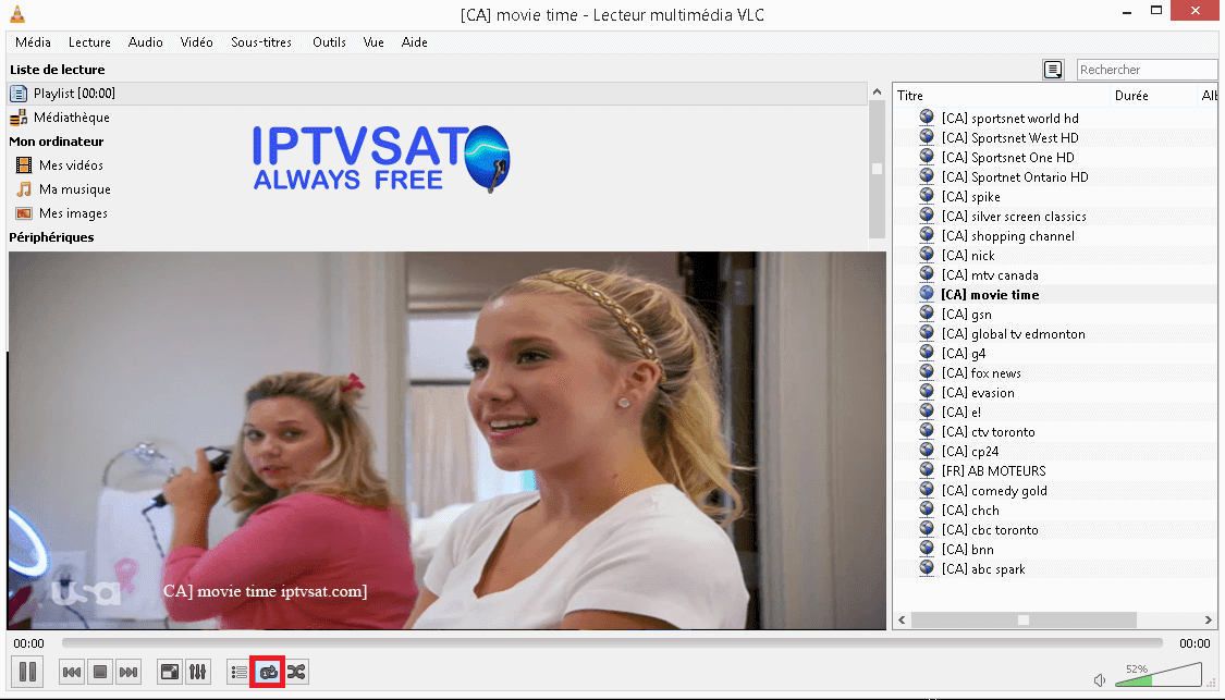 Download iptv canada channels list m3u for free