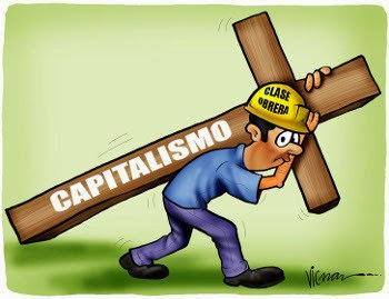 Resultado de imagen para Caricatura del capitalismo