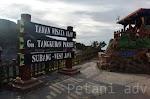 Gunung Tangkuban Perahu Tempat Wisata Kota Bandung