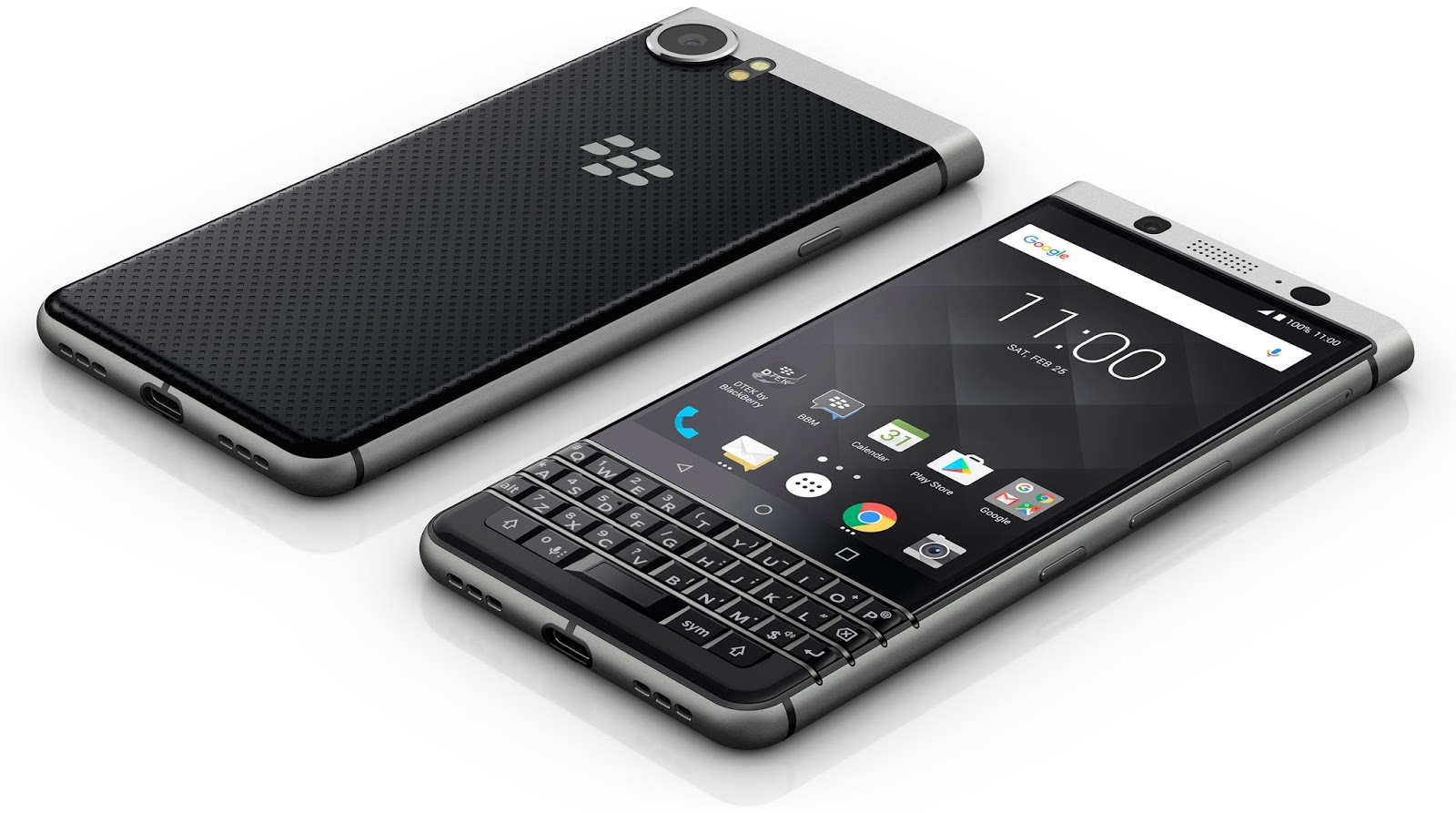 BlackBerry Gives a New One: BlackBerry KEYone