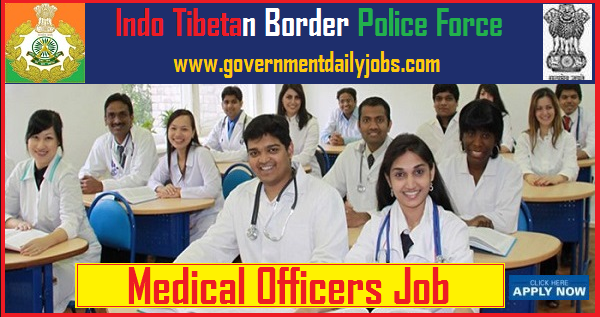 ITBP Recruitment 2019: Apply online for new 980 Medical Officer posts