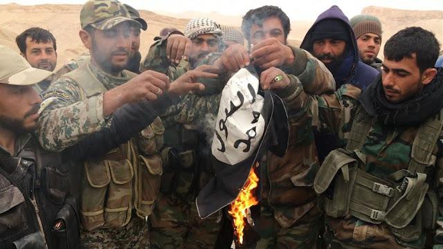 [Kajian Islam] Diperbolehkan Bakar Bendera HTI dengan Niat Menjaga Asma Allah, ini Dalilnya