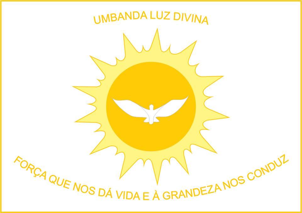 Famosos Umbanda - Espada de Ogum: Bandeira da Umbanda SU08