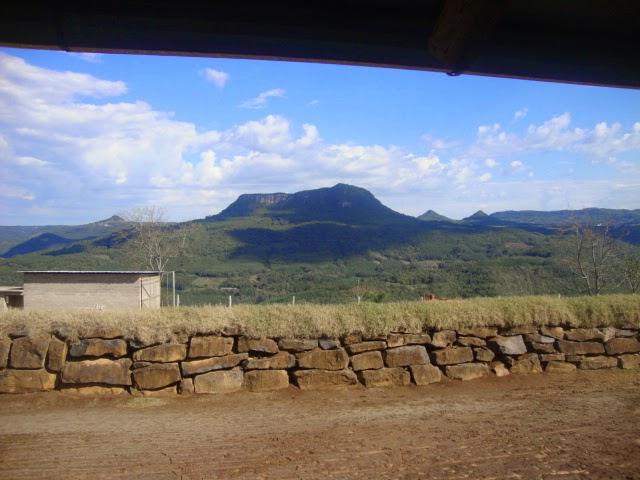Vista do Parque Gaúcho - Gramado - RS
