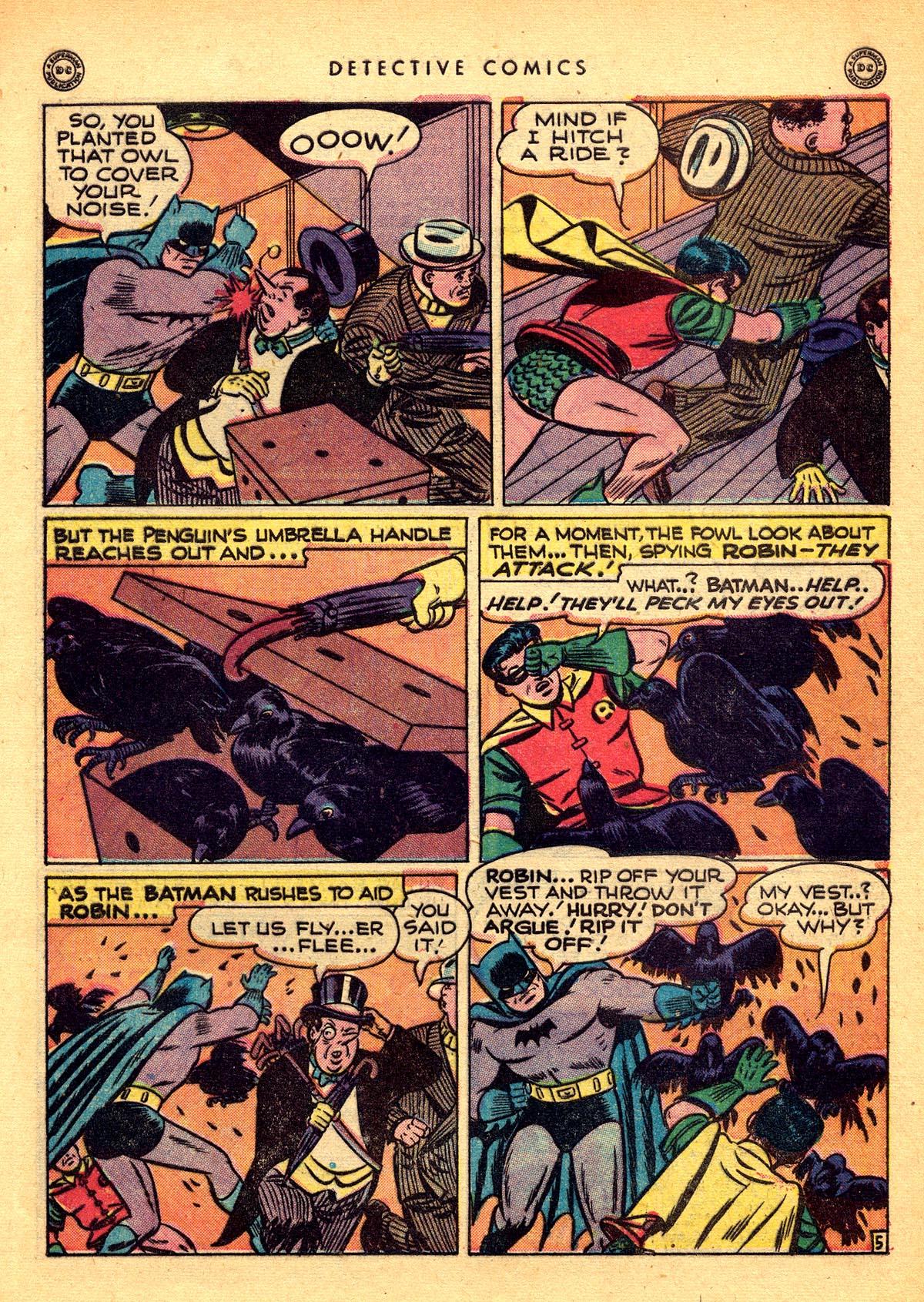 Detective Comics (1937) 120 Page 6